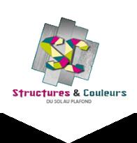 Structures et Couleurs Logo